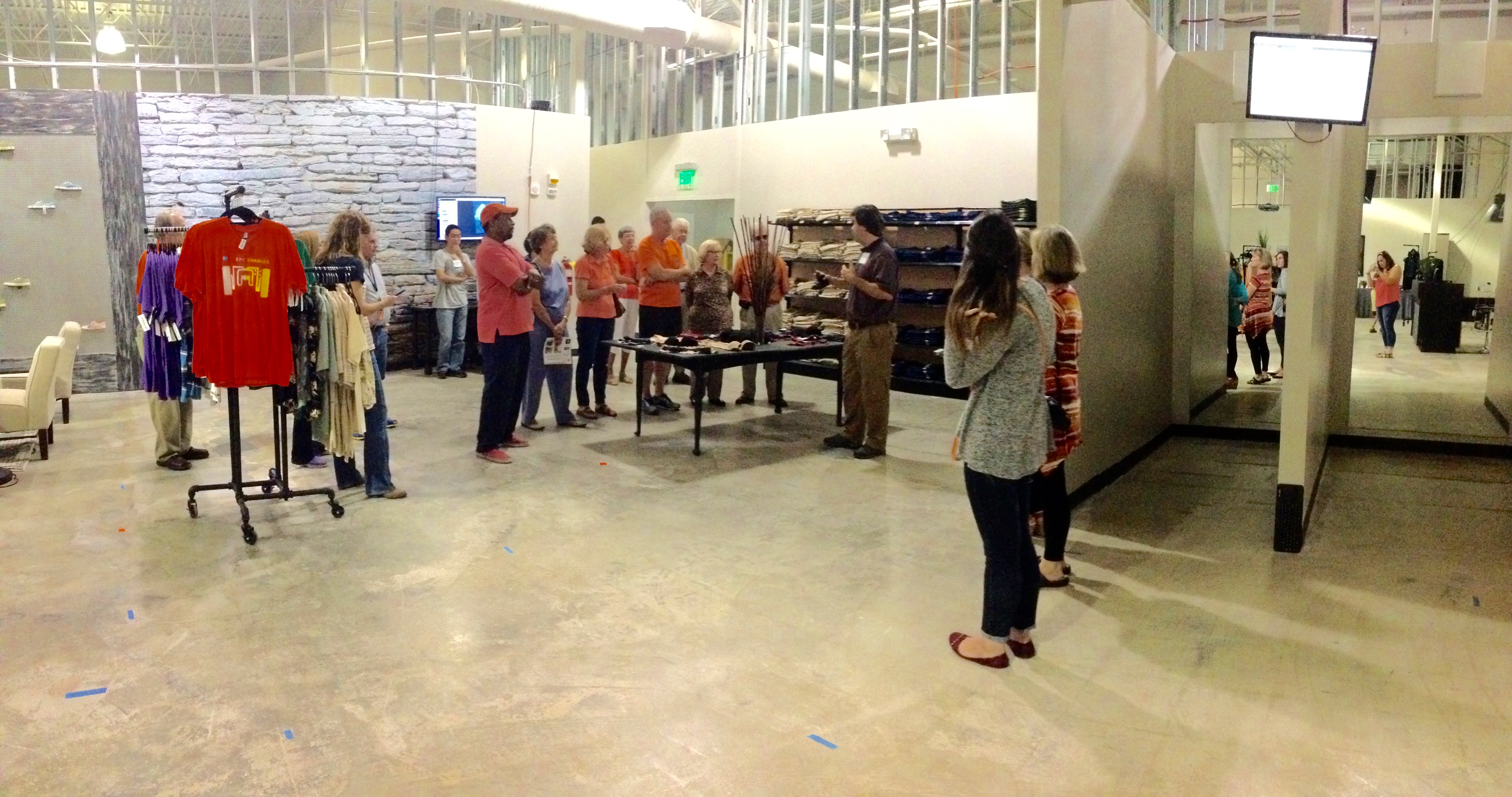 Takeaways from the RFID Lab Open House